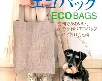 ECO BAGS n2861 Japanese Craft Book
