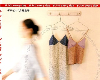 CAMISOLE and ONEPIECE  Japanese Craft Book