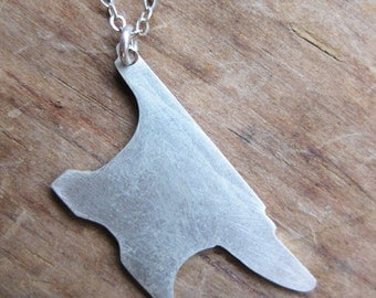ANVIL sterling silver necklace