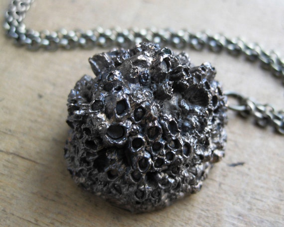 St. Finian's Bay LIMPET necklace