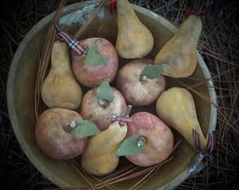 Primitive Fall Fruit