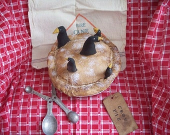 Primitive Crow Pie Fall