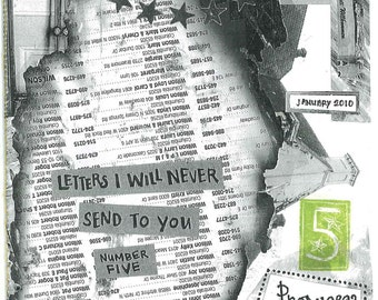 Letters I will never send to you, NUMBER 5
