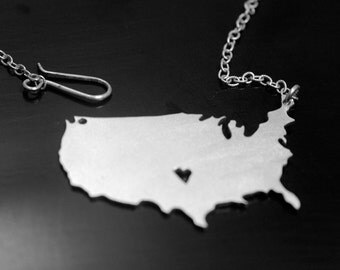 Handmade USA necklace