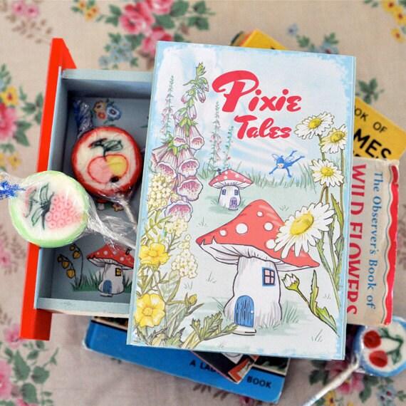 Pixie Tales Secret Keepsake Box