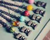 The Little Vintage Mixer Necklace