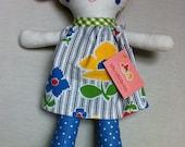 Wee Wonderfuls Tag-a-long Doll