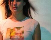 Swella Chatelaine Collage T-shirt