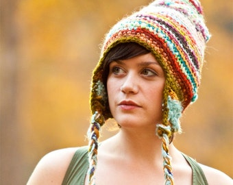 Design Your own Whimsy Gnome Slouchy Hat You choose colors