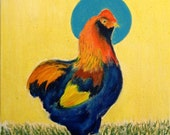 Holy Chicken Limited Edition Print (small)