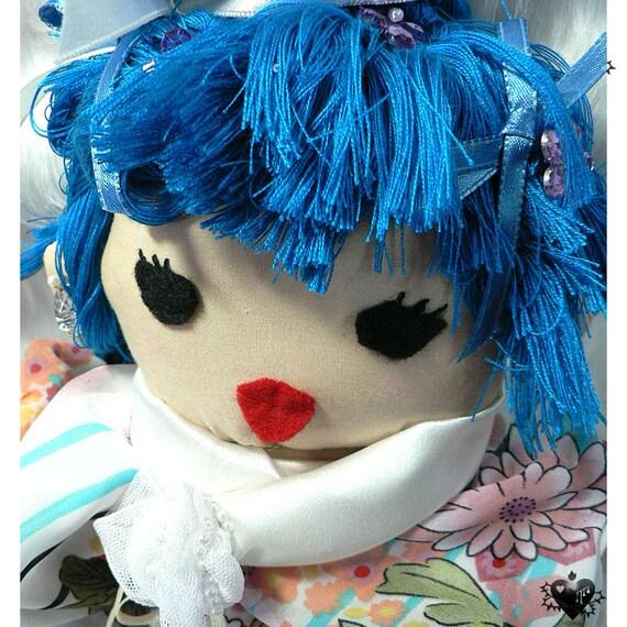 SALE 40% OFF - Asian Mermaid Doll