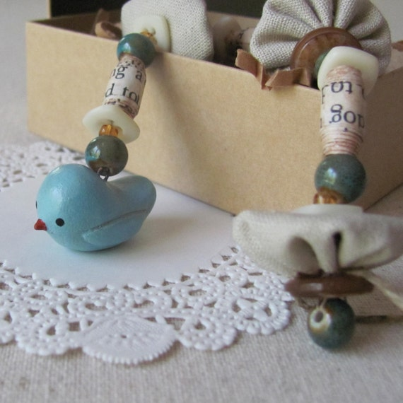 Wee Bird Ornament