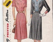 Vintage Simplicity Pattern Bust 44