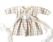Prairie Style Doll Dress