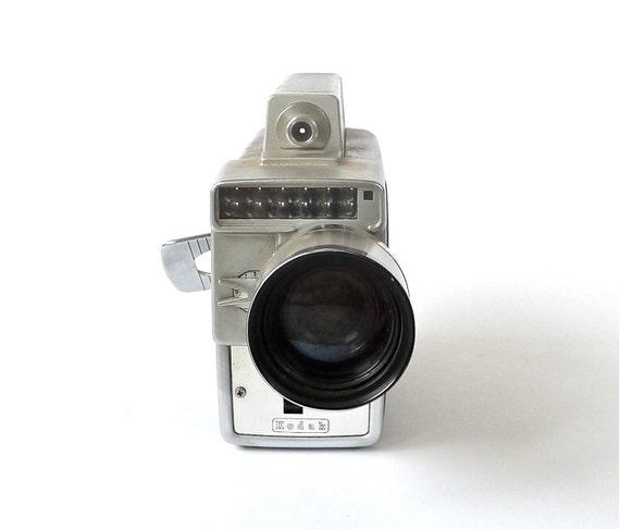 Kodak Zoom 8 mm Camera with Case