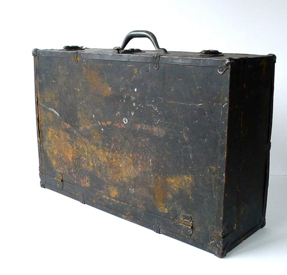 Antique Carpenter's Trunk