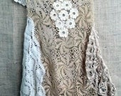 Storyville Lace Chemise  Tunic custom made from down de bayou S M L XL Plus