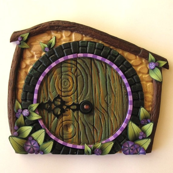 Hobbit Fairy Door
