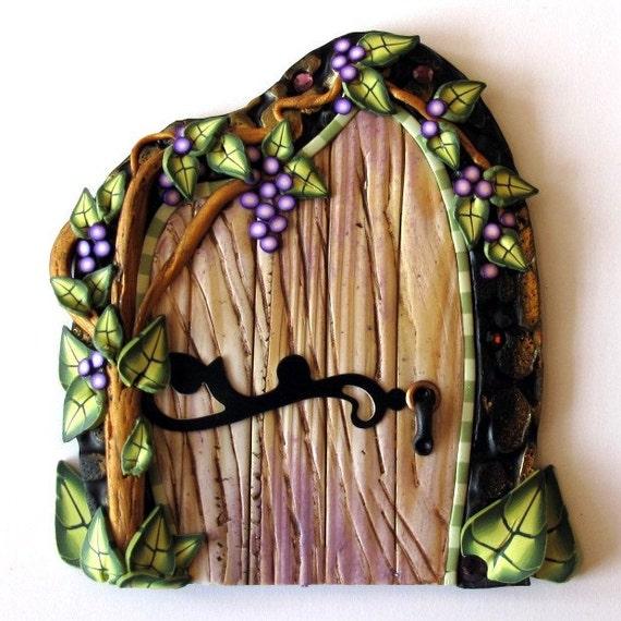 Ambrosia Fairy Door