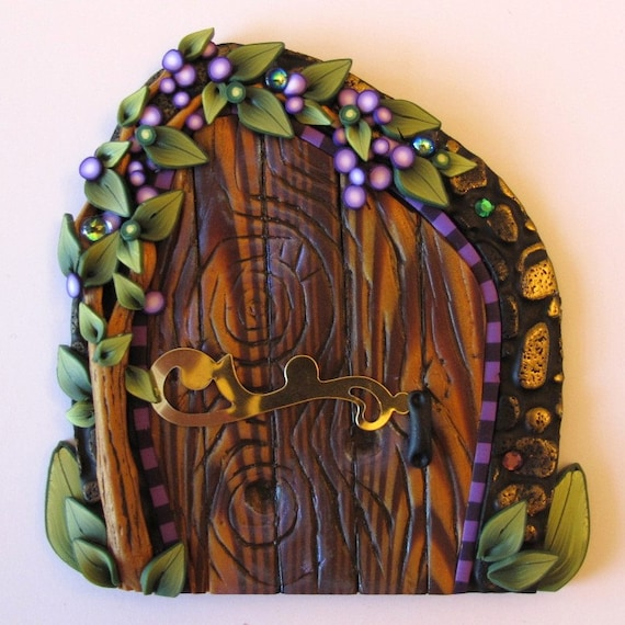 Ambrosia Fairy Door
