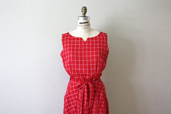 Ruby Wrap Dress. M