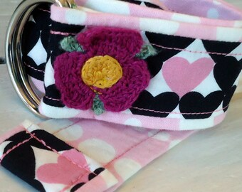 Half Price Sale Boutique Toddler Flower Power Belt in with Hearts