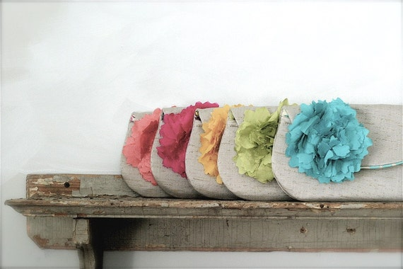 design your own peony clutch