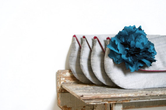 Peacock Wedding. Peacock Clutch. Personalized Clutch. Wedding Clutch. Bridesmaid Clutch. Bridal Clutch. Clutch Purse. Bridesmaid Gifts