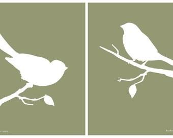 Modern Birds - Fall