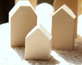 3 Mini Chunky Houses