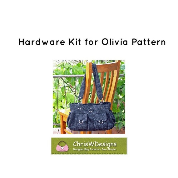 Kit for Olivia Pattern by ChrisWDesigns