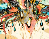 Giclee Fine Art Print - Allusion 11x14 - Print