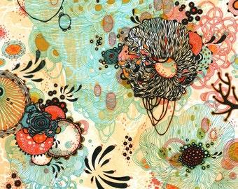 Giclee Fine Art Print - Origin - 11x11