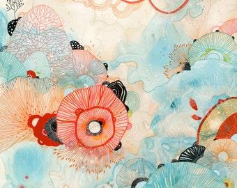 Silk - Print - 11x11