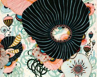 Black Lilly - Print