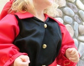 PIRATE COSTUME- Booty Hunter- Toddler Size