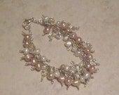 Pearl Dangle Bracelet