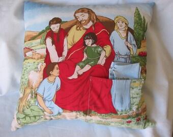 Prayer Pillow   #4019