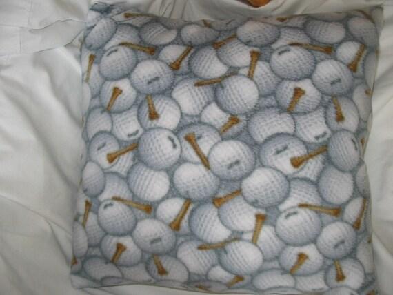 Fleece Golf Pillow (4051)