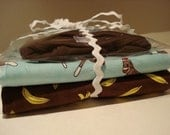 GIFT PACK  you choose   ONESIE and SET OF BURP CLOTHS