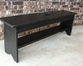 Storage Bench, Coffee Table, Entryway Bench, Mudroom Storage Bench, Bedroom Bench, Shoes & Boots Storage Bench, Black