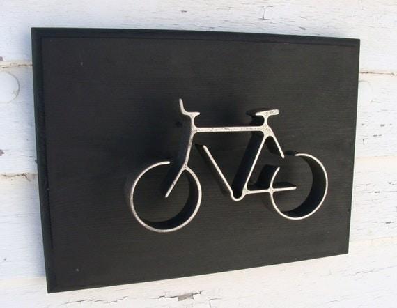 Metal Bicycle Wall Decor Bike Wall Art Home Decor Bicycle