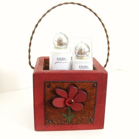 Bathroom decor napkin holder decorative box decorative for Bathroom napkin holder