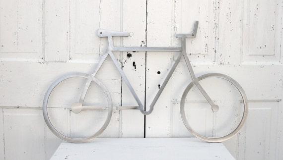 Bicycle Wall Art Bike Wall Art Cyclist Gift Modern Wall Art Wall Art Decor Mid Century Modern Industrial Wall Art 3ft x 2ft