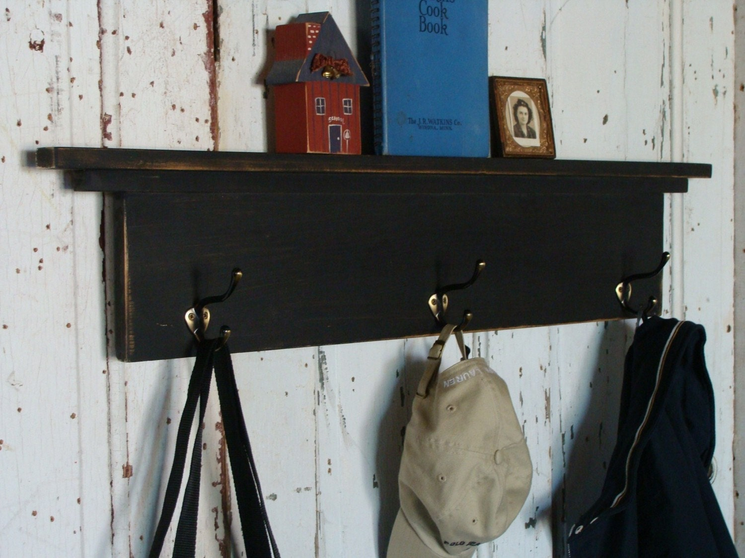Popular items for entryway shelf on Etsy