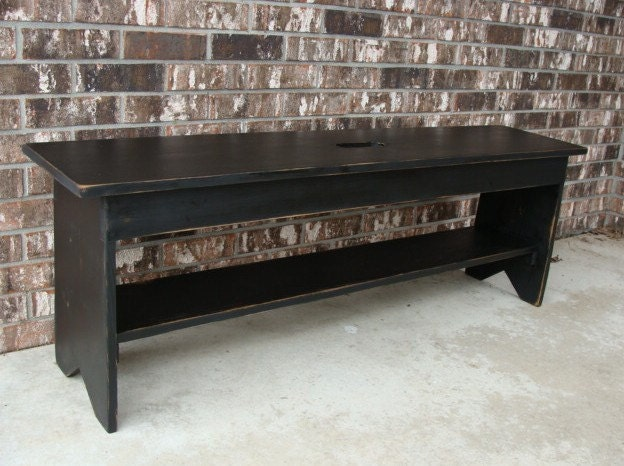 Popular items for bench organizer on Etsy
