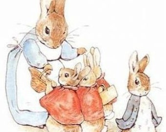 poppyseeds : learning seeds - The World of Beatrix Potter