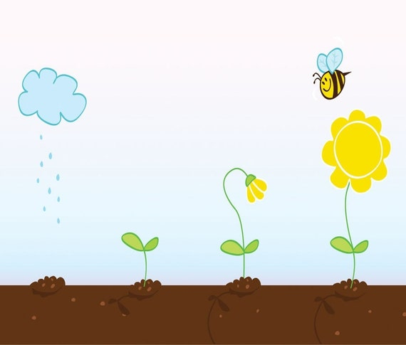 poppyseeds : learning seeds curriculum - April Showers Bring May Flowers