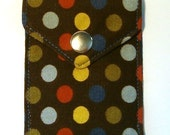 Envelope Wallet - Retro Polka II