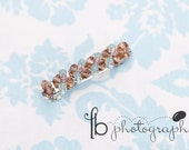 Vintage Beauty Jeweled Boutique Barrette